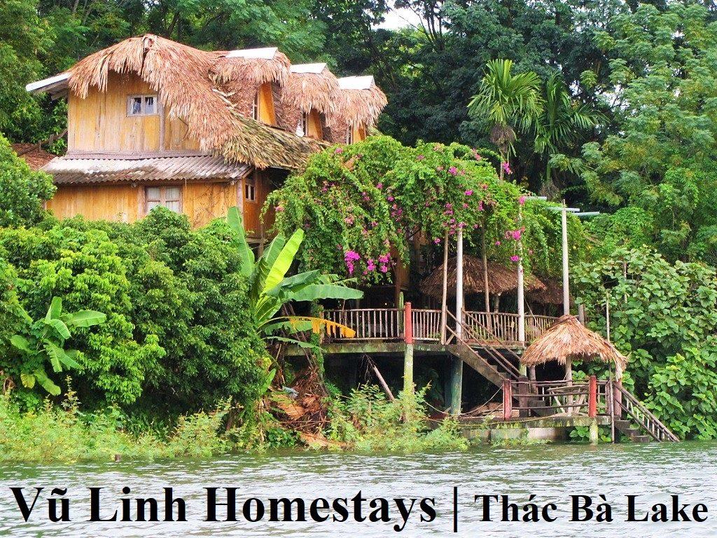 Vu Linh Homestays, Thac Ba Lake, Yen Bai Province, Vietnam
