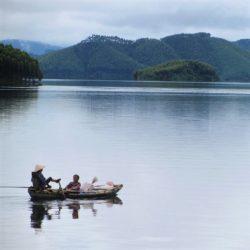 Vu Linh Homestays, Thac Ba Lake