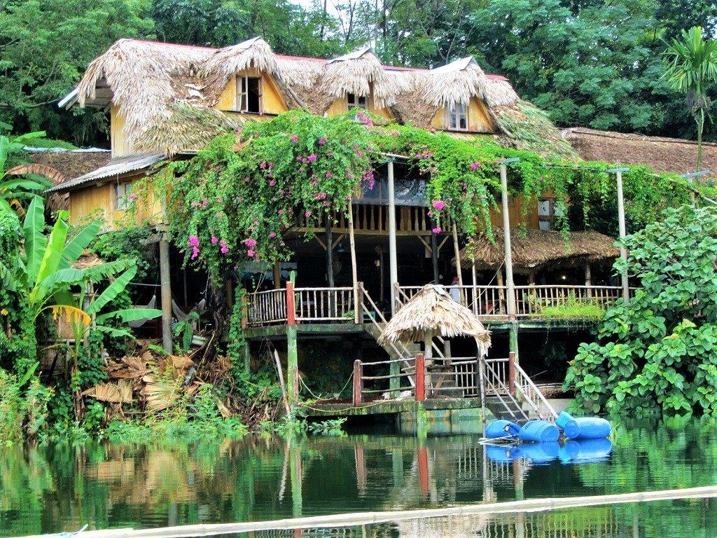 La Vie Vu Linh Homestay, Thac Ba Lake, Yen Bai Province, Vietnam