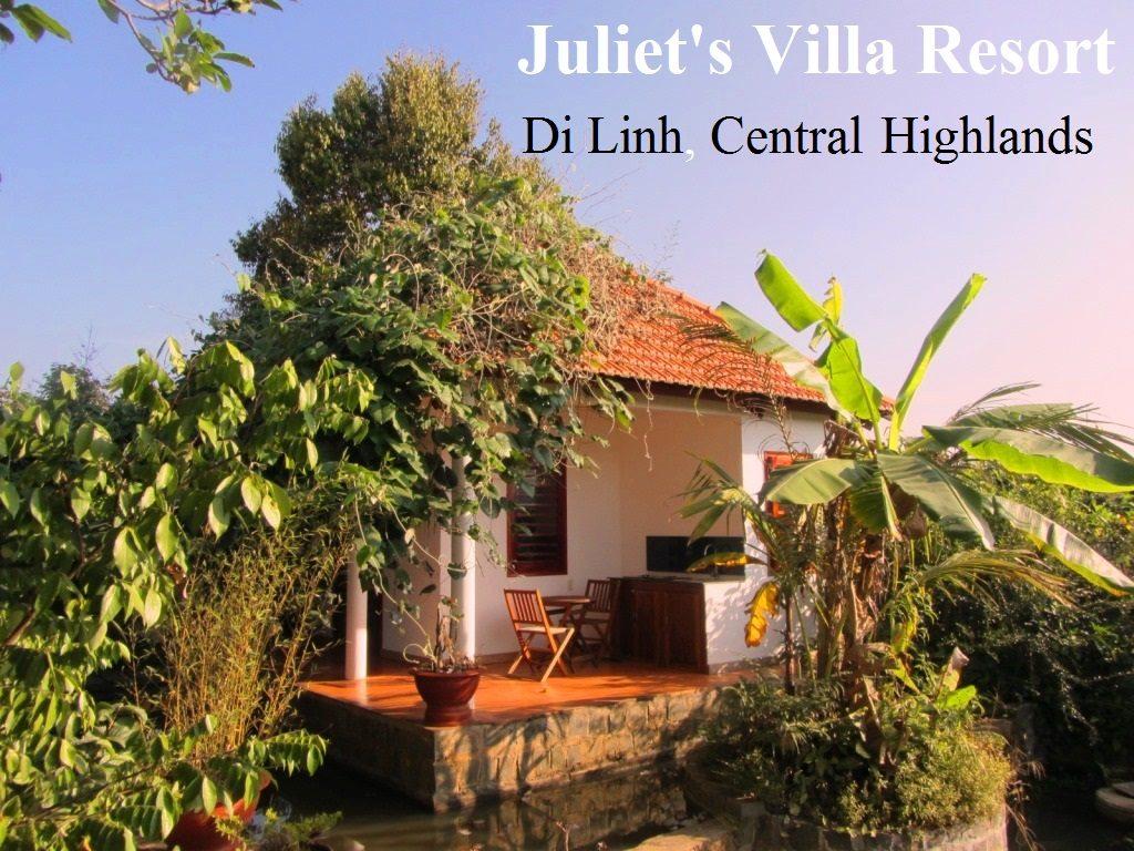 Juliet's Villa Resort, Di Linh, Vietnam