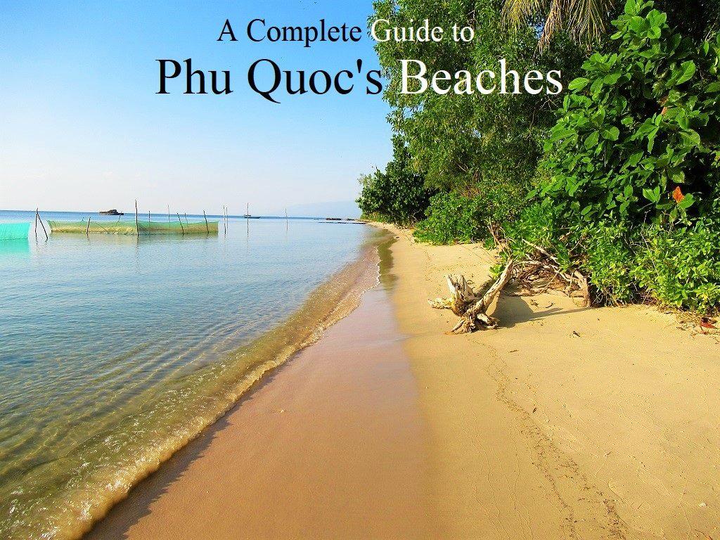 Phu Quoc Island's Beaches, Vietnam