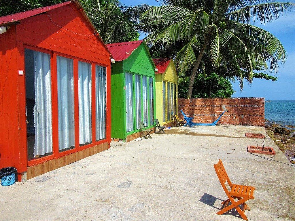 Thao Thuong Camp, Nam Du Island, Vietnam