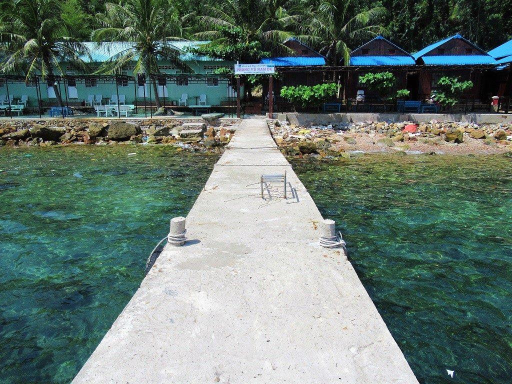 Phong Vu Guest House, Nam Du Island, Vietnam