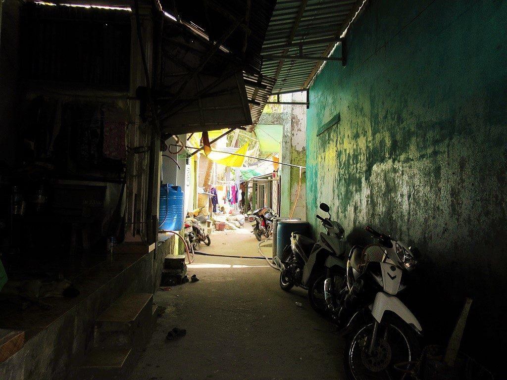 Bai Ong Ngu hamlet, Nam Du Island, Vietnam