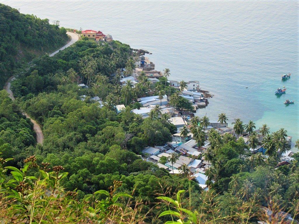 Hon Lon Island, Nam Du Archipelago, Vietnam