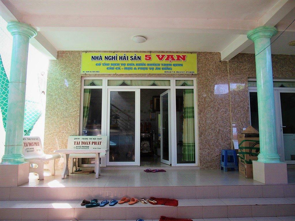 5 Van Guest House, Bai Chuong Beach, Hon Mau Island, Nam Du