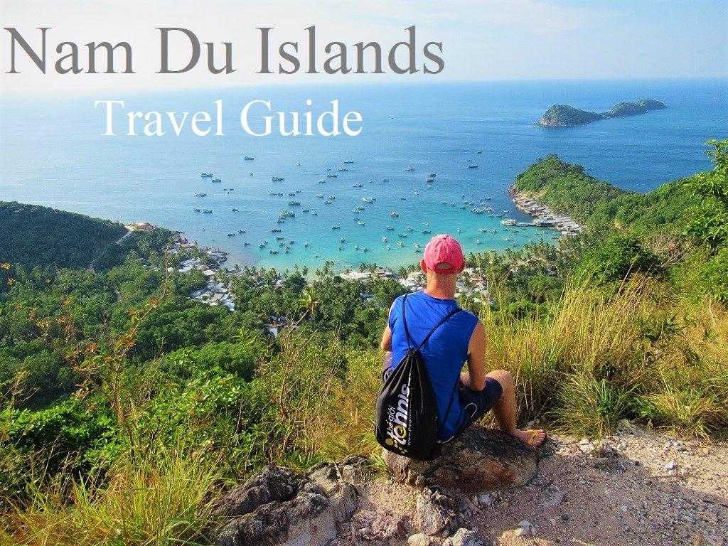Nam Du Islands, Kien Giang Province, Vietnam