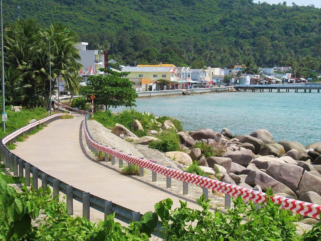 Harbourfront, Hon Son Island, Vietnam