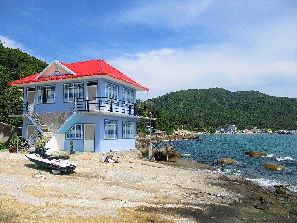Hoang Anh Motel, Hon Son Island, Vietnam
