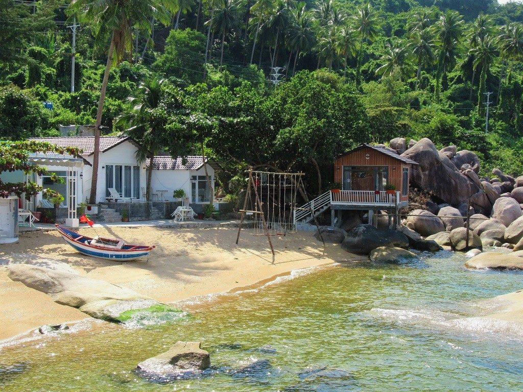 Bai Da Guest House, Hon Son Island, Vietnam
