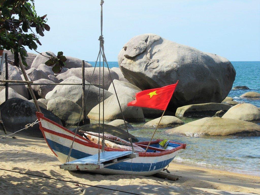 Bai Da, Hon Son Island, Vietnam