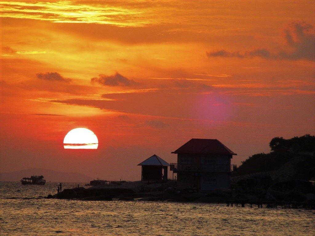 Hon Son Island, Kien Giang Province, Vietnam