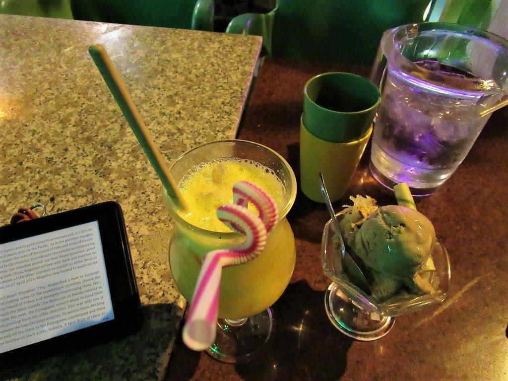 Drinks on Phu Quy Island, Vietnam