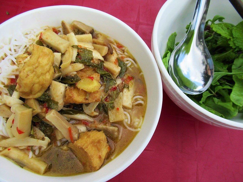 Street food, Long Hai commune, Phu Quy Island, Vietnam