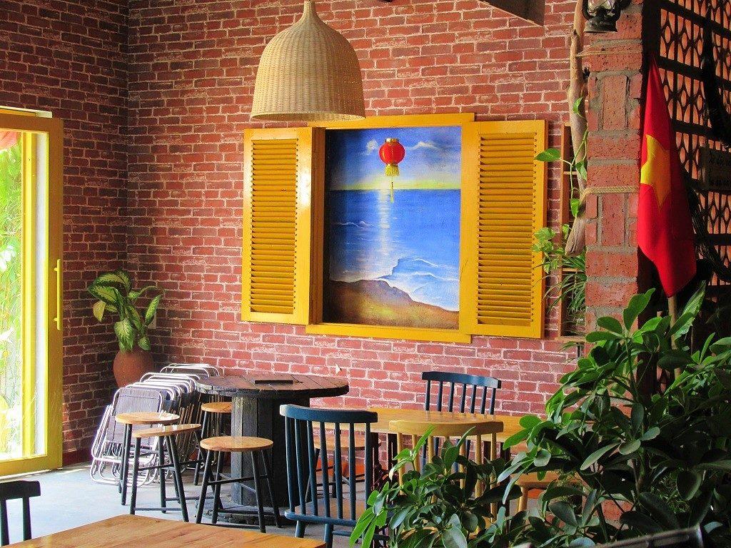 Song Cafe, Phu Quy Island, Vietnam
