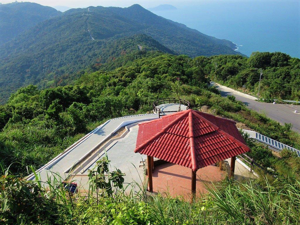 Ban Co Peak, Son Tra, Danang, Vietnam