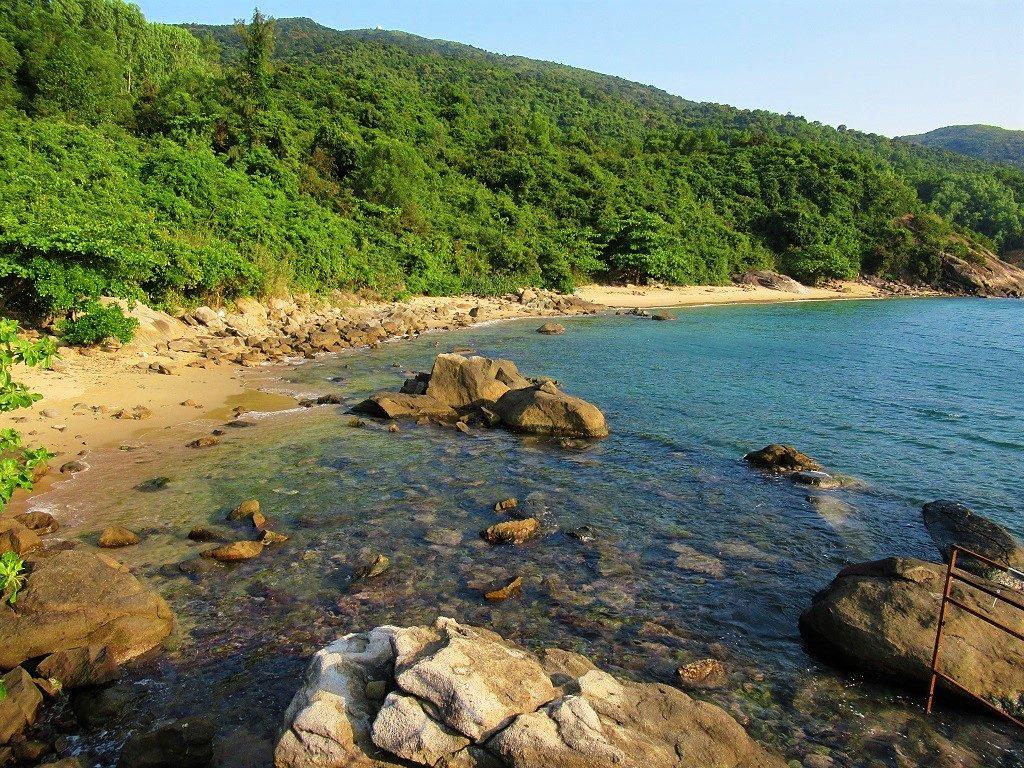 Bai Da Beach & Cat Vang Beach, Tien Sa Port, Son Tra Peninsular, Danang