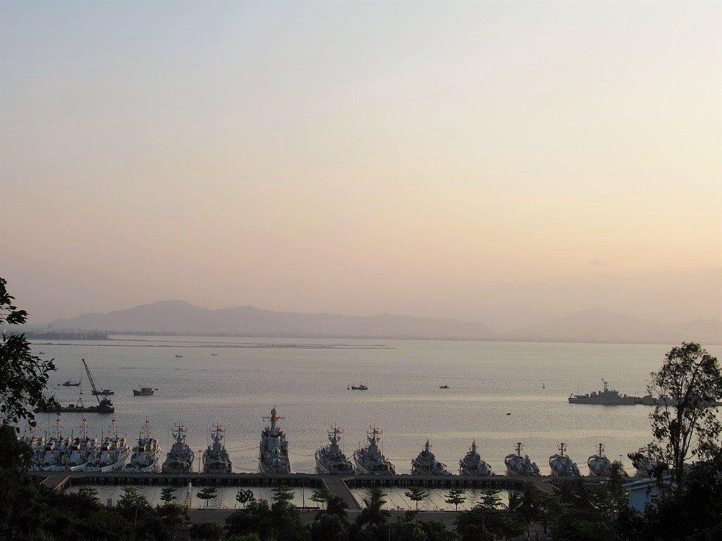 Tien Sa Port, Son Tra Peninsular, Danang