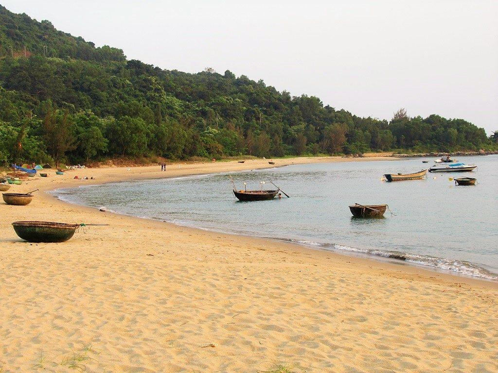 Bai Nam Beach, Son Tra Peninsular, Danang, Vietnam