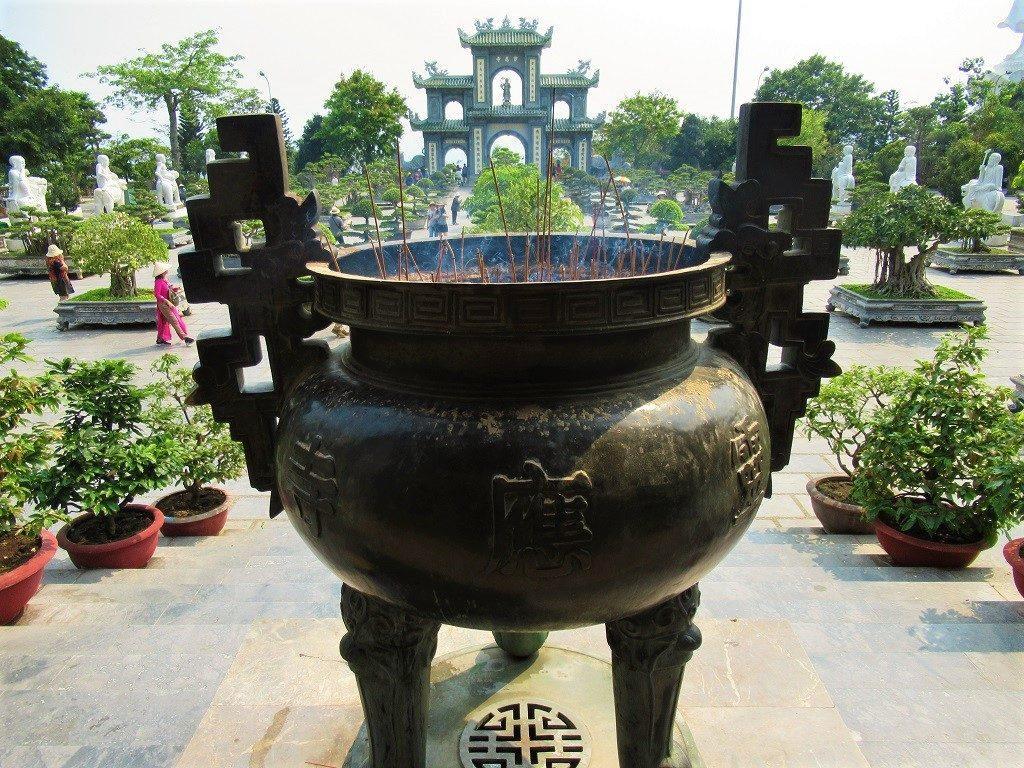 Chua Linh Ung Pagoda, Son Tra, Danang, Vietnam