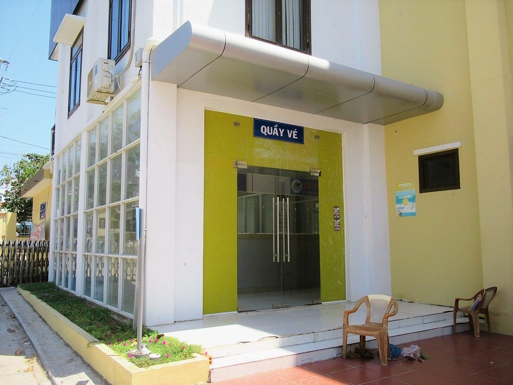 Boat ticket office, Phan Thiet
