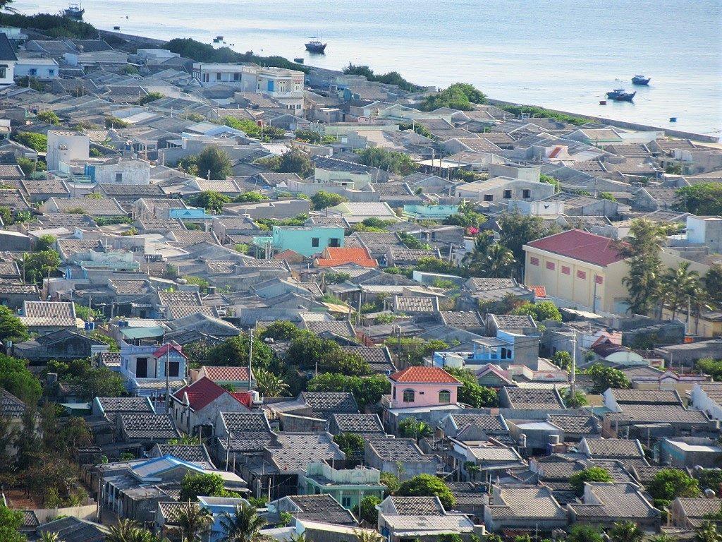 Ngu Phung commune, Phu Quy Island, Vietnam