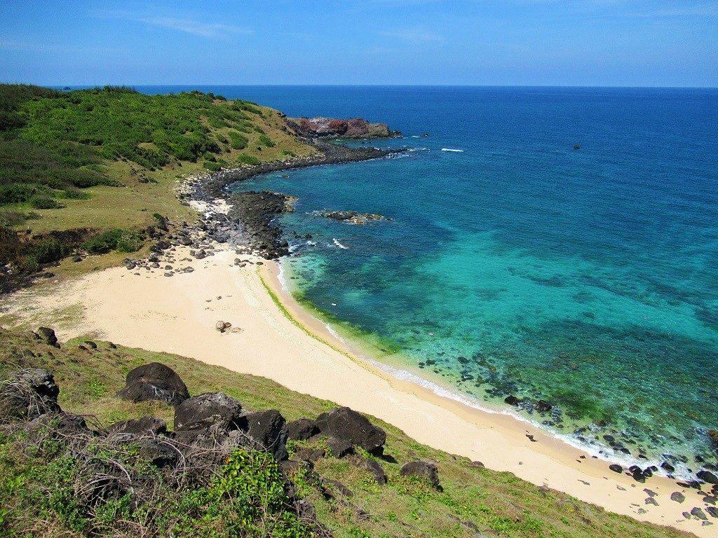 Bai Nho Beach, Phu Quy Island, Vietnam