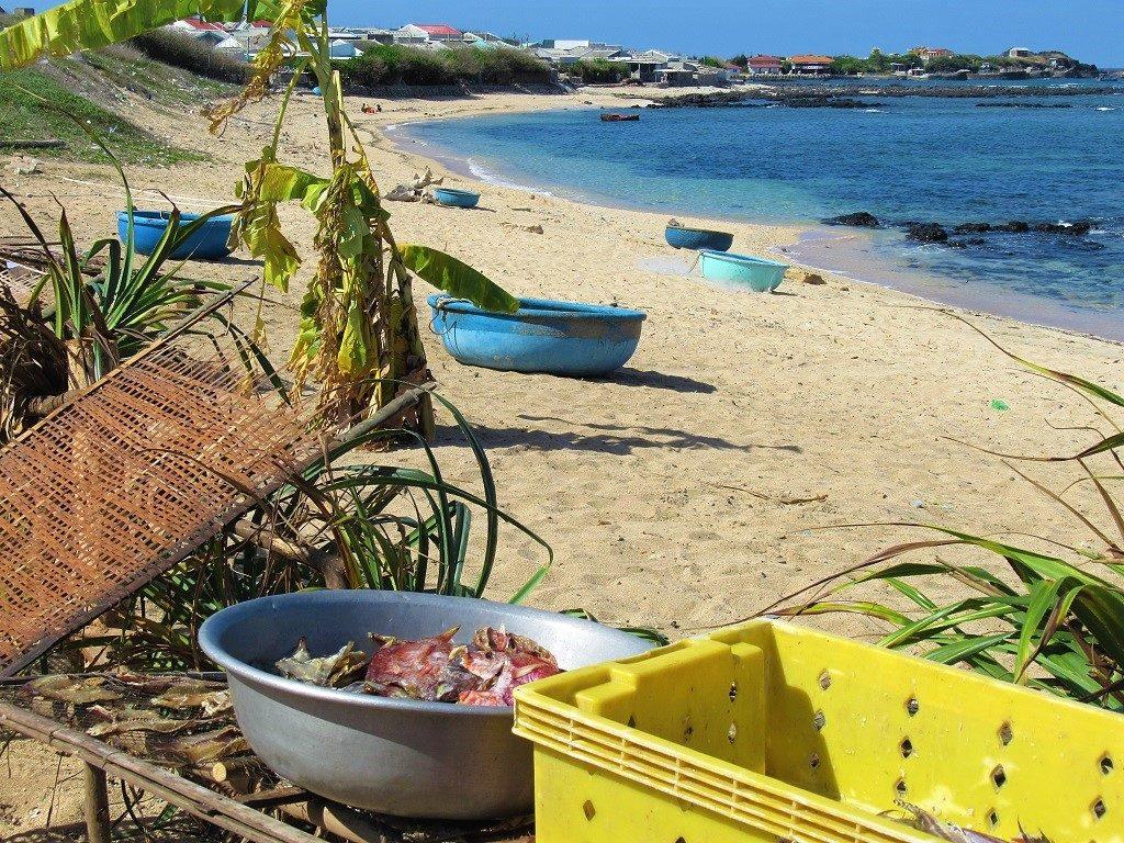 Dong Hai Beach, Phu Quy Island, Vietnam