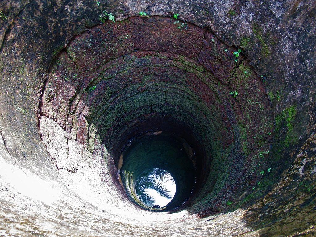 Freshwater well, Tam Hai Island, Vietnam