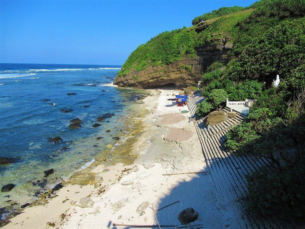 Chua Hang Beach, Ly Son Island, Vietnam