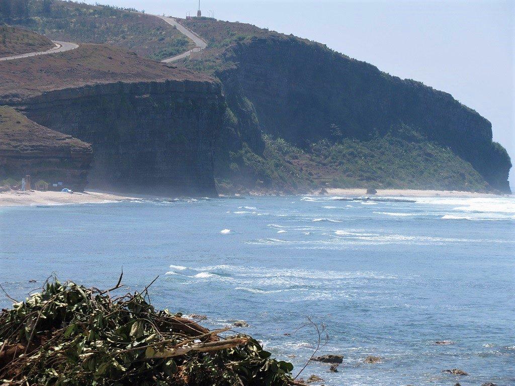 Hang Cau Cliffs, Thoi Loi Mountain, Ly Son Island