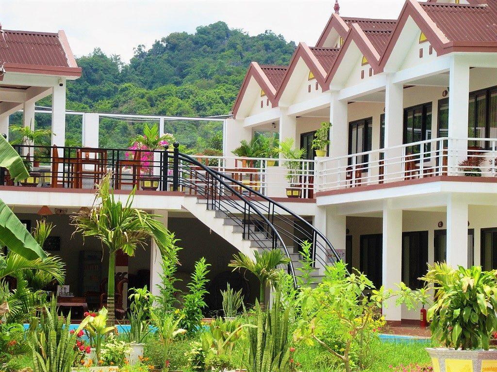 Lucky Homes, Phong Nha, Vietnam