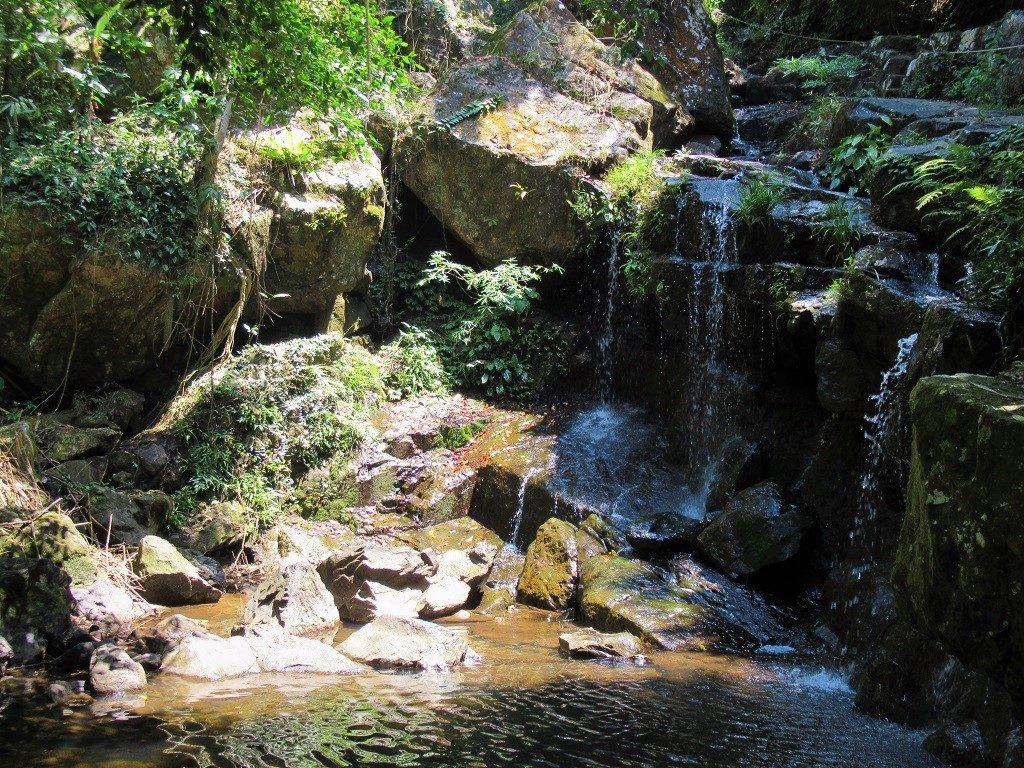 Waterfall at Botanic Gardens, Phong Nha Ke Bang National Park