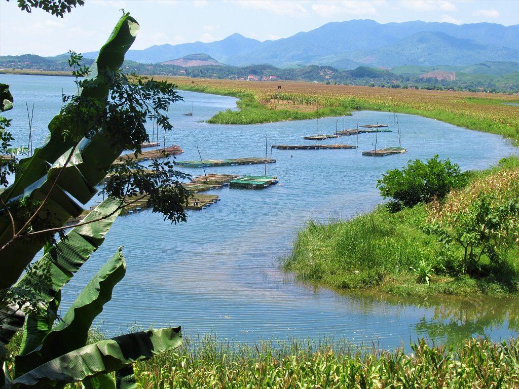 River view, Phong Nha, Vietnam