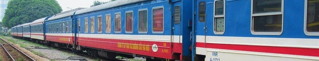 Hanoi to Haiphong by train