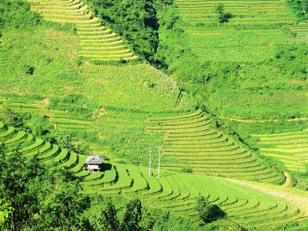 The Northeast by Motorbike: China Border Crawl Loop, Cao Bang, Vietnam