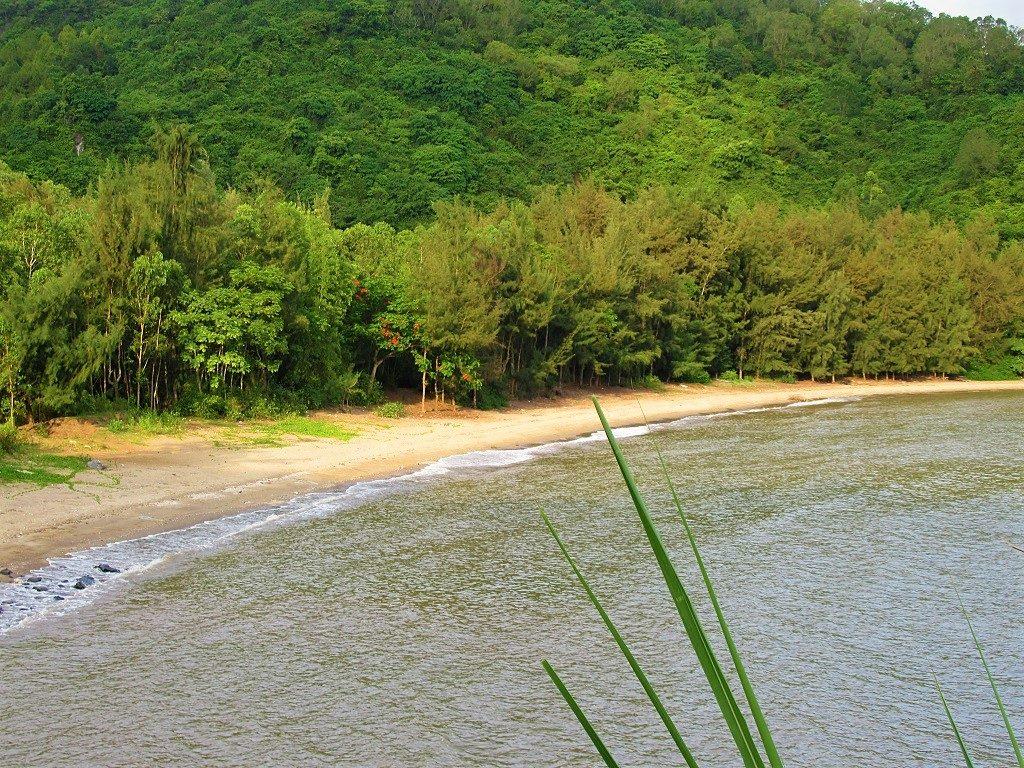 Buddha Beach, Cat Ba Island, Vietnam