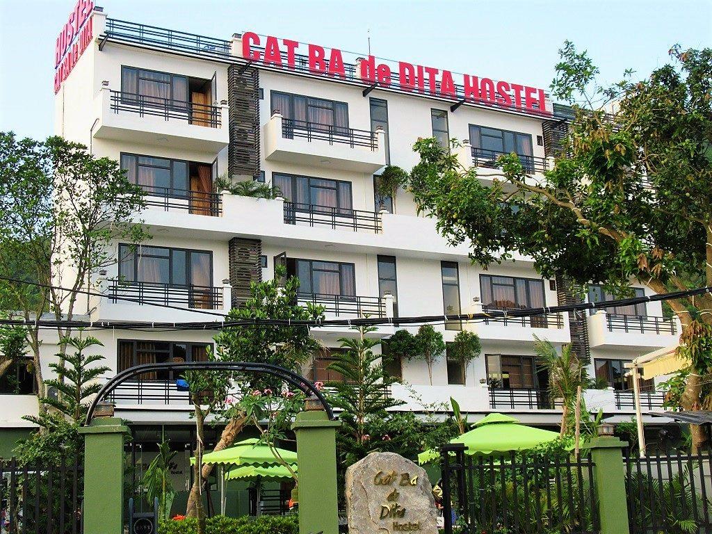 Cat Ba de Dita Hostel, Cat Ba Island, Vietnam