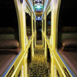 Beach Bus: Saigon↔Rach Gia Limousine | Passengers & Motorbikes