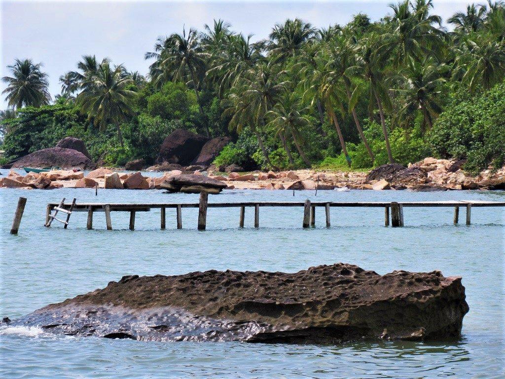 Bai Bon Beach, east coast, Phu Quoc Island