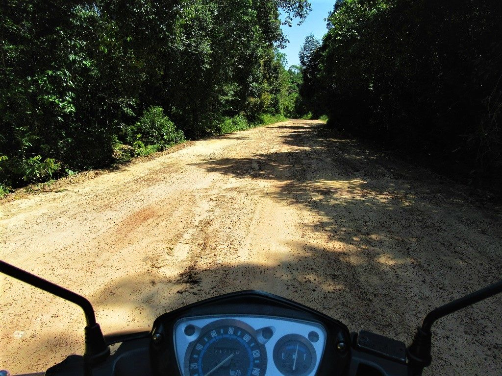 Getting around Phu Quoc Island by motorbike is great fun