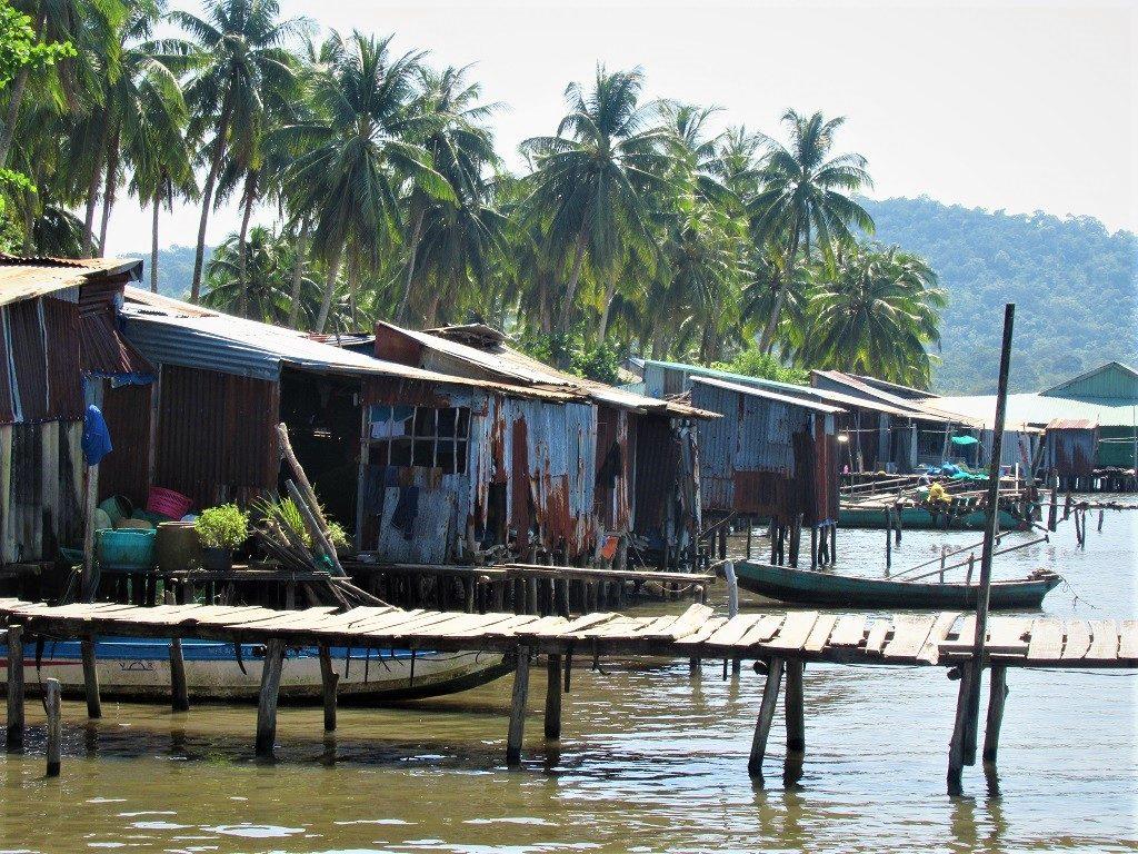Rach Vem hamlet, north coast, Phu Quoc Island