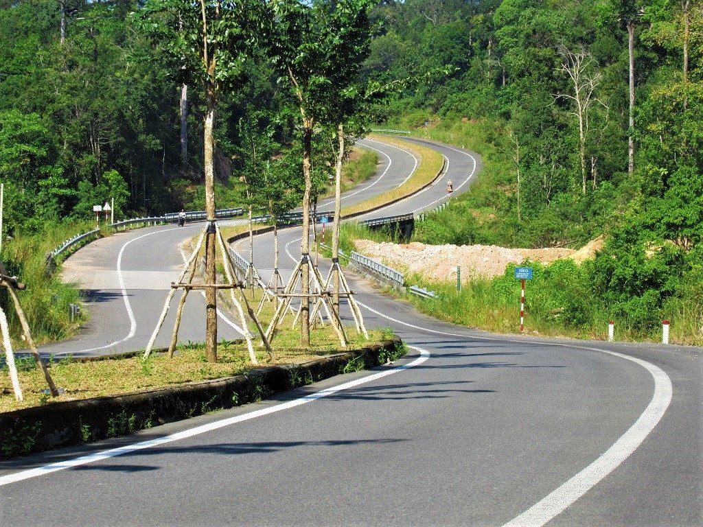 Bai Thom Highway, Phu Quoc Island, Vietnam