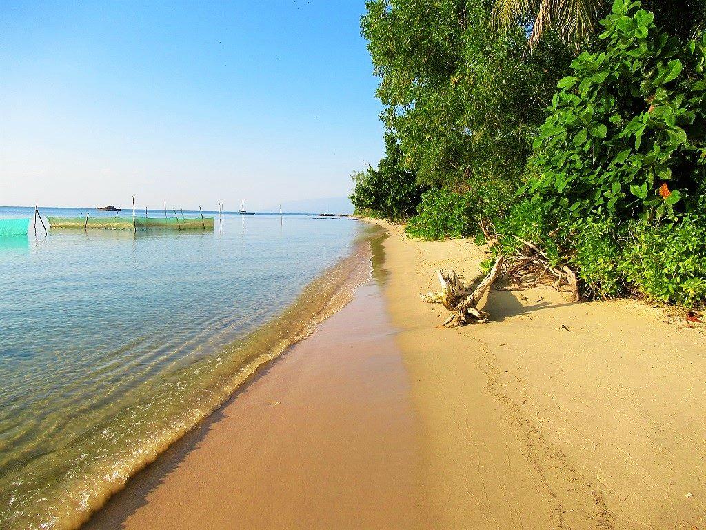 Rach Tram Beach, north coast, Phu Quoc Island