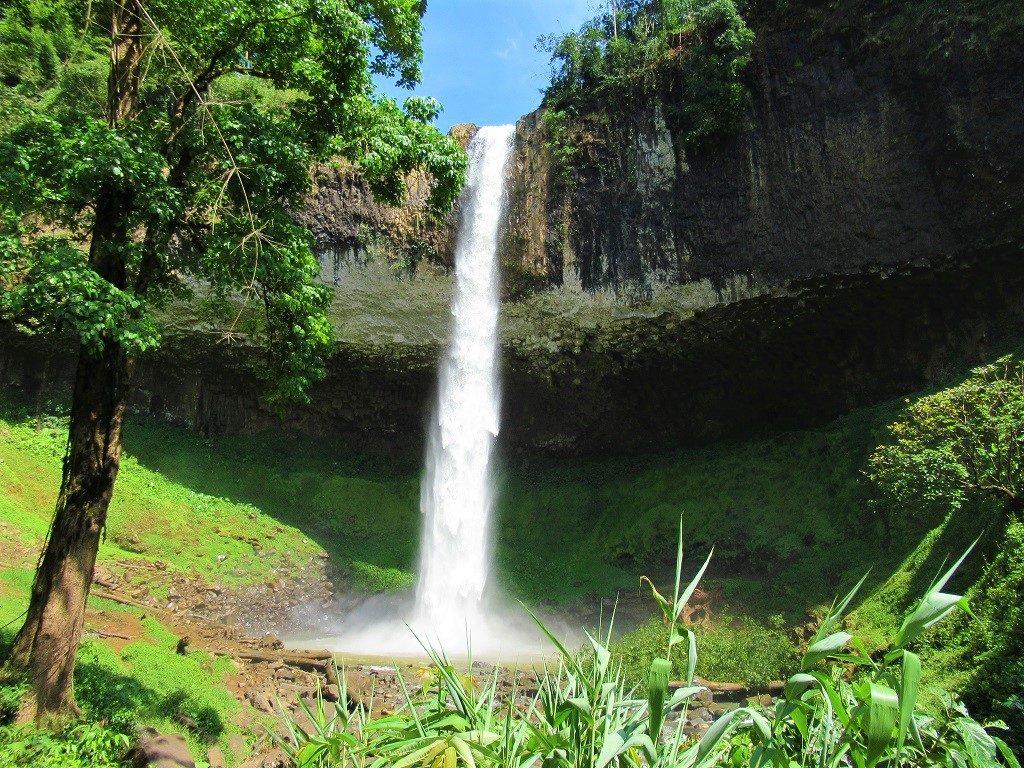 Lieng Nung Waterfall, Dak Nong Province, Vietnam