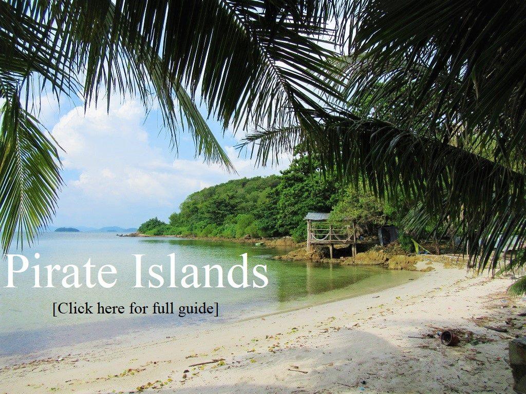 Pirate Islands (Đảo Hải Tặc), Vietnam
