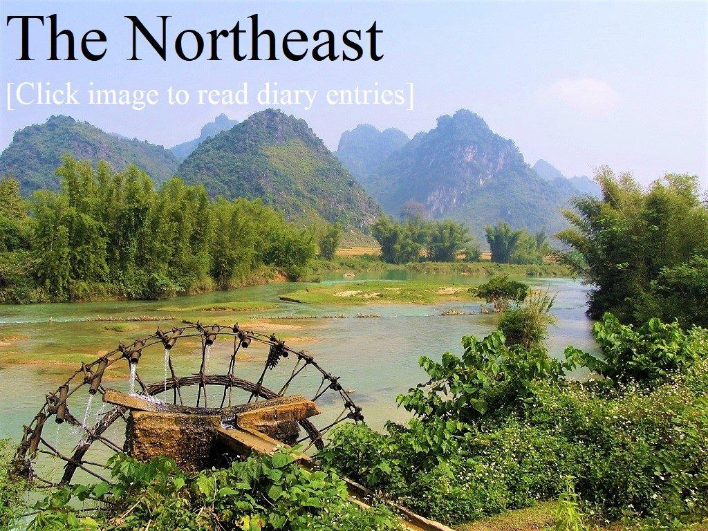Motorbike Diaries, Vietnam Road Trip