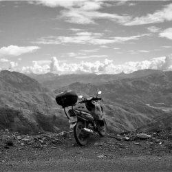 Motorbike Chronicles: Film, Map, Diary