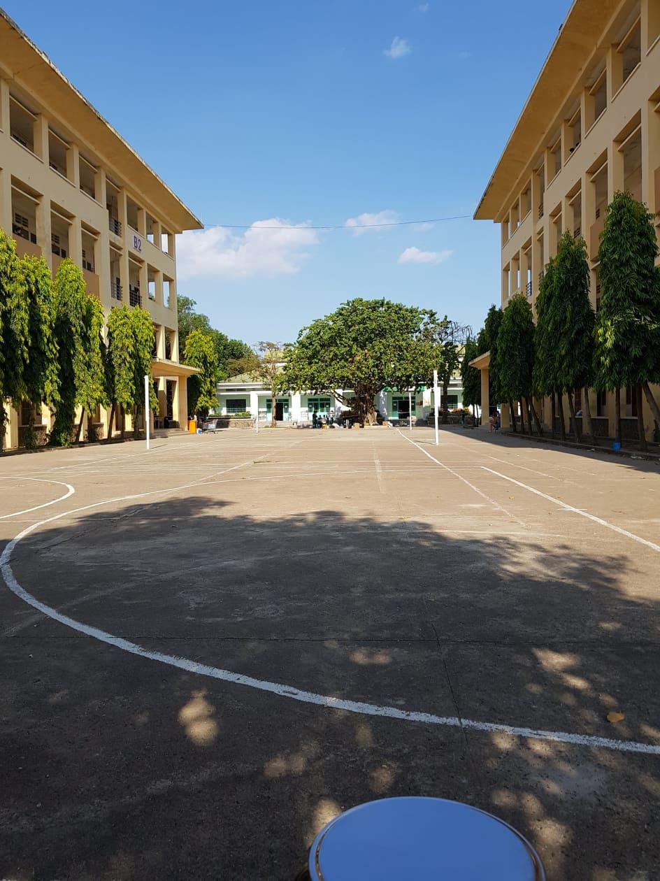 COVID-19 quarantine facility, Vietnam