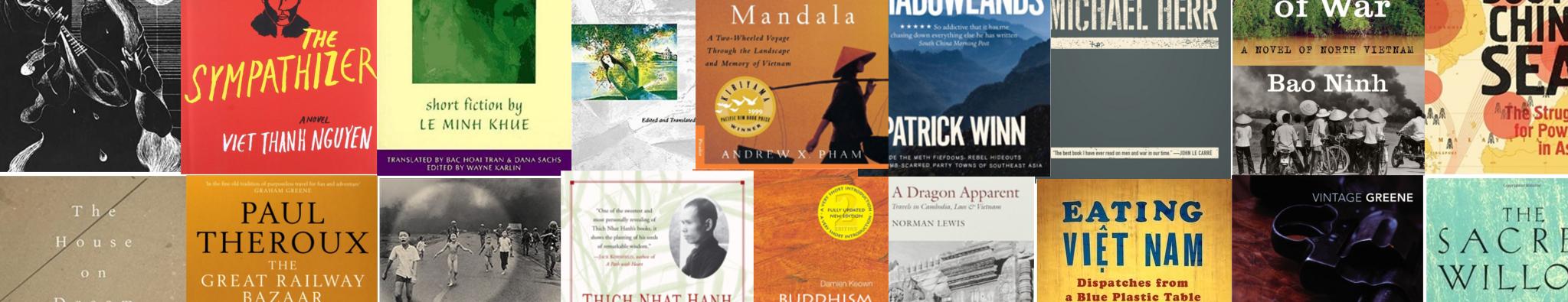 Vietnam Reading List & Book Reviews
